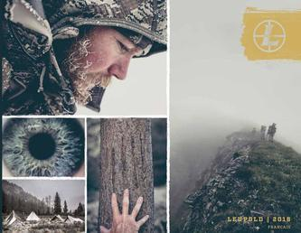 2018 Leupold Metric-Catalog 2018 (French)