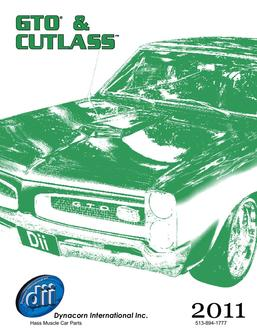 GTO / Cutlass Muscle Car Parts