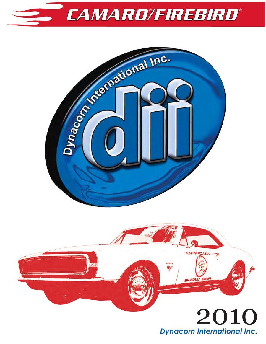 RH New Dii Firebird Quarter Glass Clear 1967 Camaro