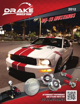 Ford Mustang aftermarket performance and styling parts 2012
