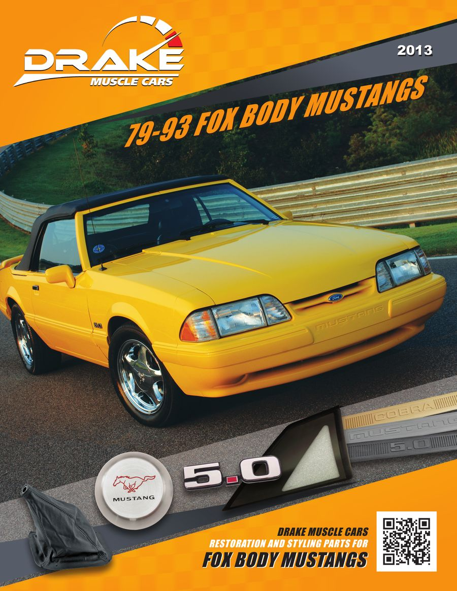 Fox Body Parts >> Fox Body Mustang Parts 2013 By Drake Muscle Cars