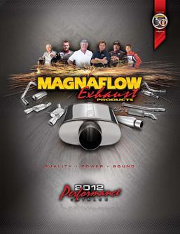 MagnaFlow 2012 Performance Exhaust Guide