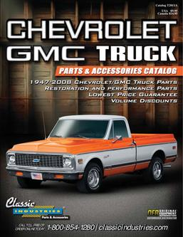 Chevy & GMC Truck Parts and Accessories 2012