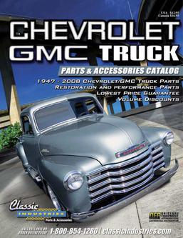 Chevy & GMC Truck Parts and Accessories 2015