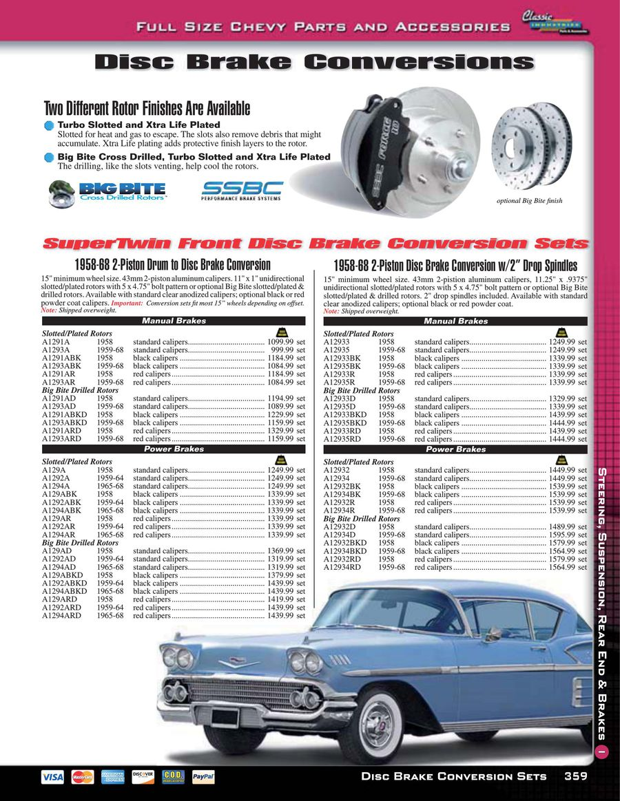 Page 358 Of Impala Fullsize Parts Accessories 2015 1966 Chevy P 654