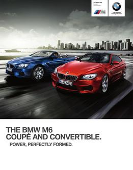 BMW M6 Convertible & Coupe 2014