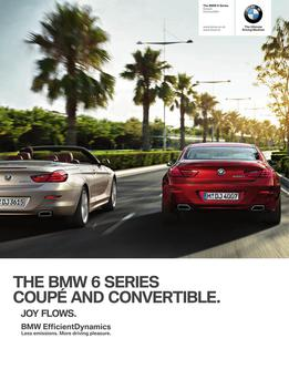 BMW 6 Series Coupe 2014
