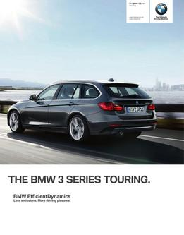 BMW 3 Series Touring 2014