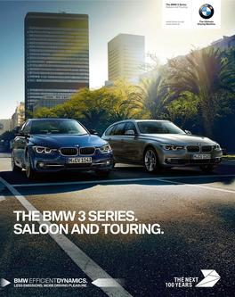 BMW 3 Series Saloon and Touring March 2017