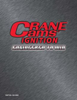 crane cams hi 4 in Ignition 2009 by Crane Cams