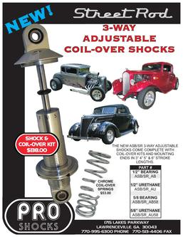 Street Rod Shocks