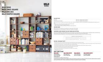 Furniture Catalog for New York Stores 2014