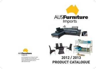 Furniture 2012/2013