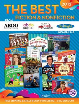 2012 The Best Fiction & Nonfiction Books