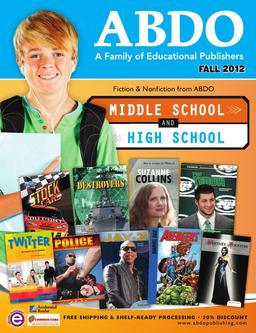 2012 Middle School & High School Books