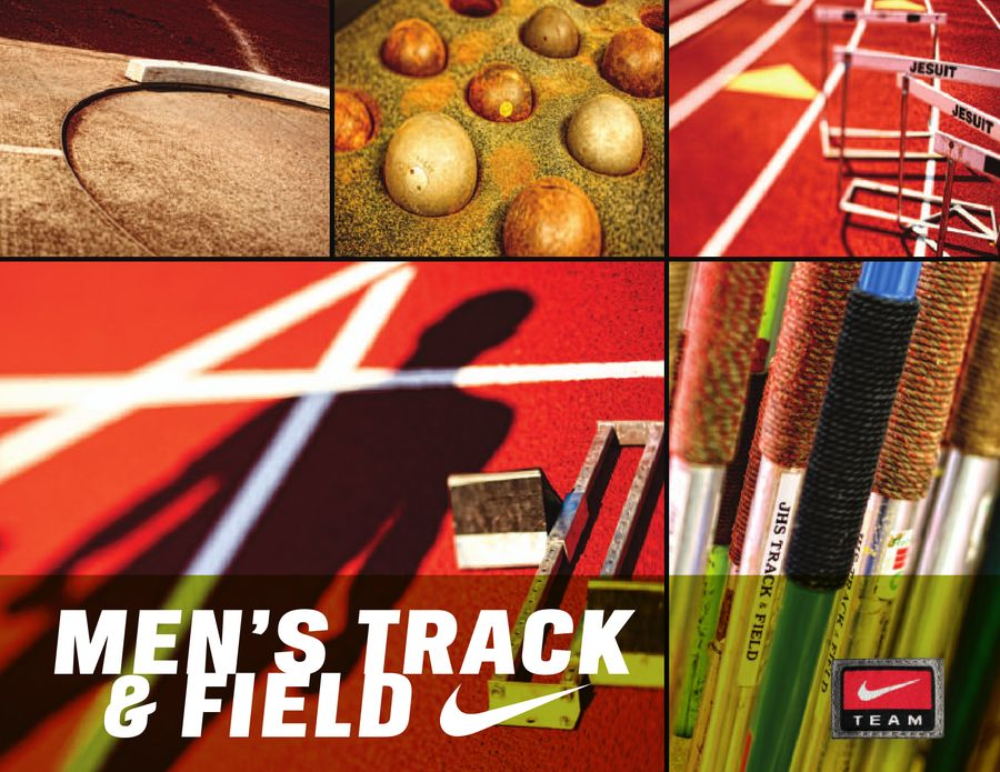 6cfc9cd686fa7 Nike Mens Track XC Uniforms 2013 by Potomac River Running