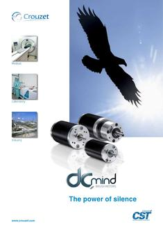 High performance DC geared motors