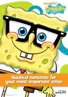 Spongebob International Glasses 2012