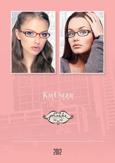 Kay Unger - Phoebe Couture Glasses 2012