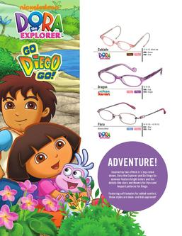 Nick Jr. Glasses 2013