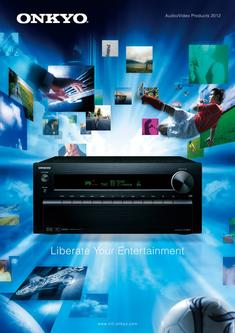 2012 Audio/Video Products