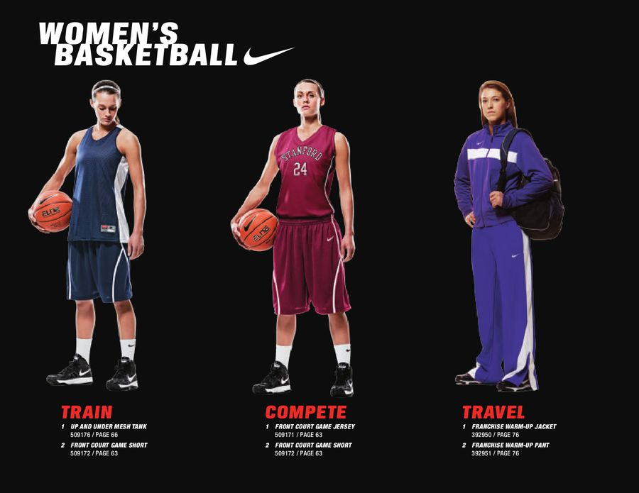 new concept c4991 76335 Womens Basketball 2013 by Nike