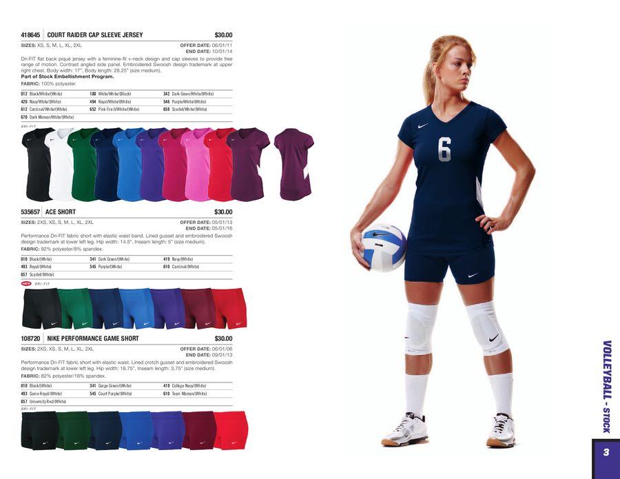 a7bd7e4eada5 Nike Team Sports Volleyball 2013 2014 by Nike