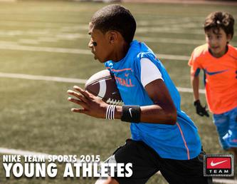Young Athletes Fall 2015