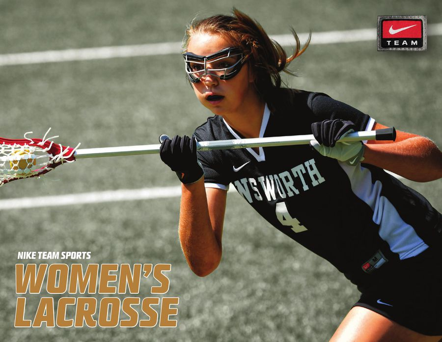 check out 3bc85 55f3f Womens Lacrosse Spring 2015 by Nike