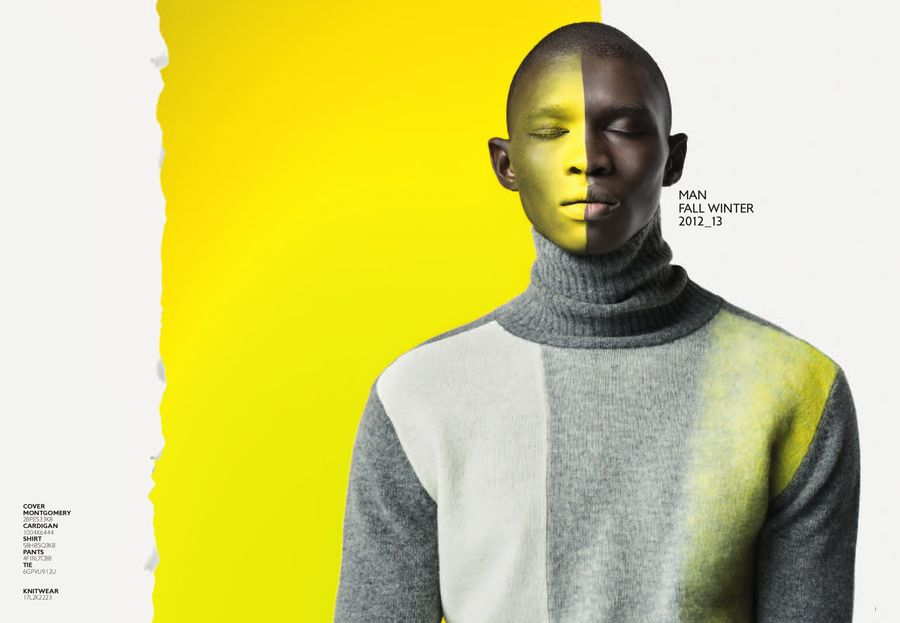 the latest 99736 64dea Fall/Winter 2012 United Colors of Benetton Man by Benetton