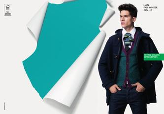 Fall/Winter 2012 United Colors of Benetton Man