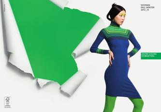 Fall/Winter 2012 United Colors of Benetton Woman