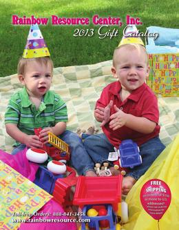 Holiday & Gift Catalog 2012-2013