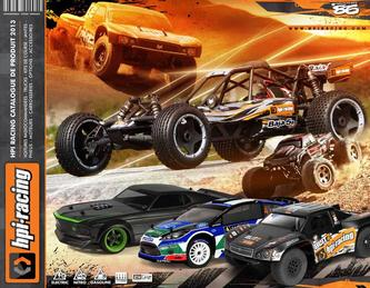 HPI Main Catalogue 2013 French