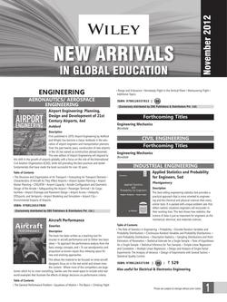 Global Education November 2012