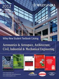 Aeronautics & Aerospace, Architecture 2012