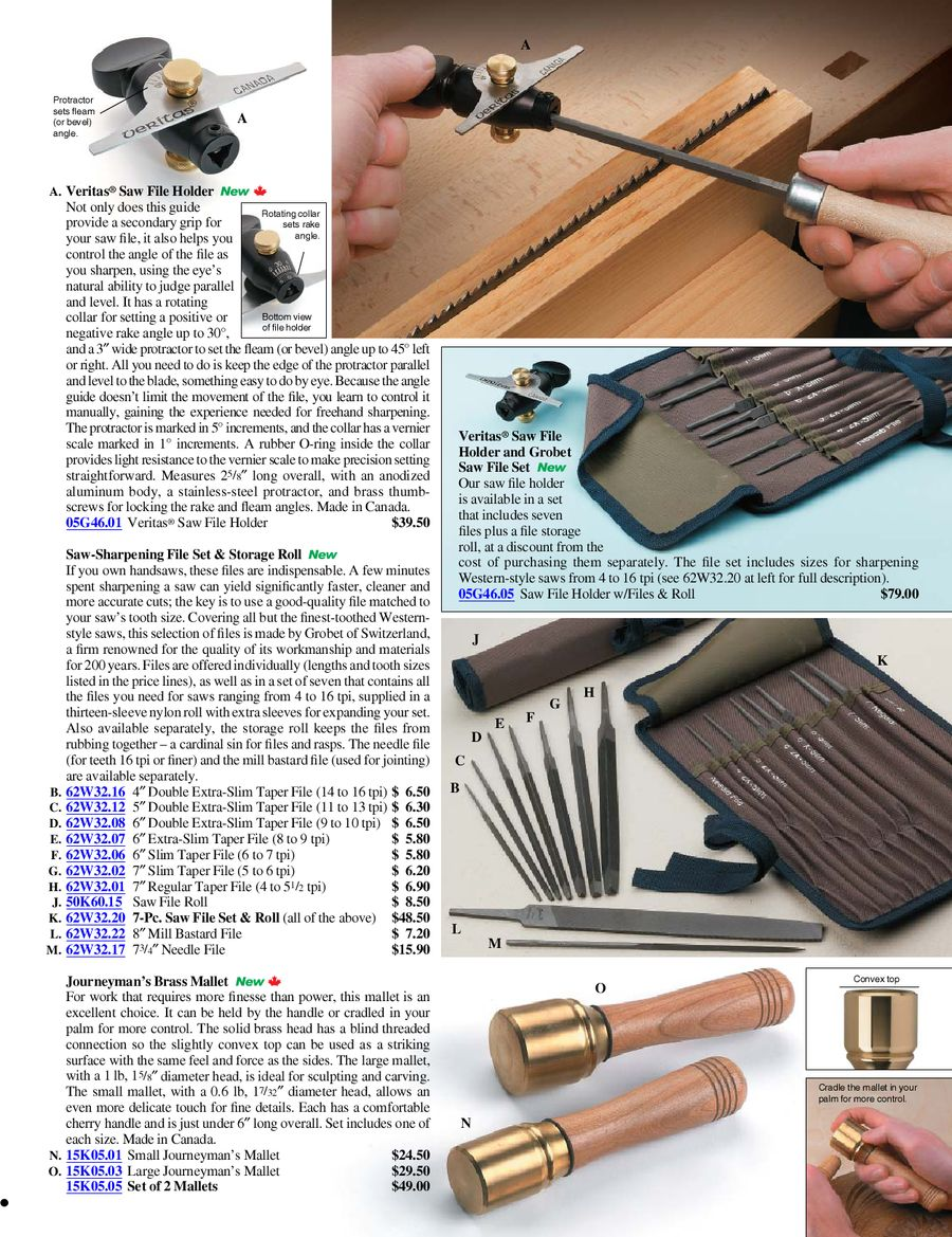 Page 26 of Woodworking Tools 2013 February Supplement