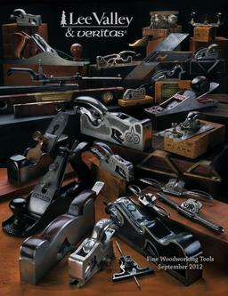 Woodworking Tools 2012/2013 Annual Catalog