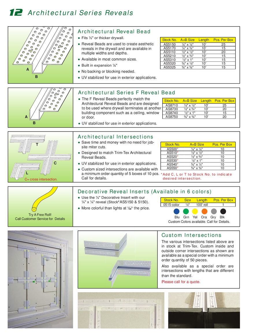Page 14 of Drywall Products 2013