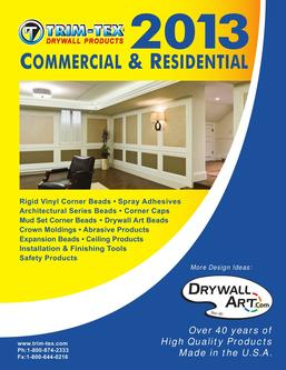 Drywall Products 2013