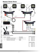 10 pin harness in rigging parts 2013 by yamaha motor usa