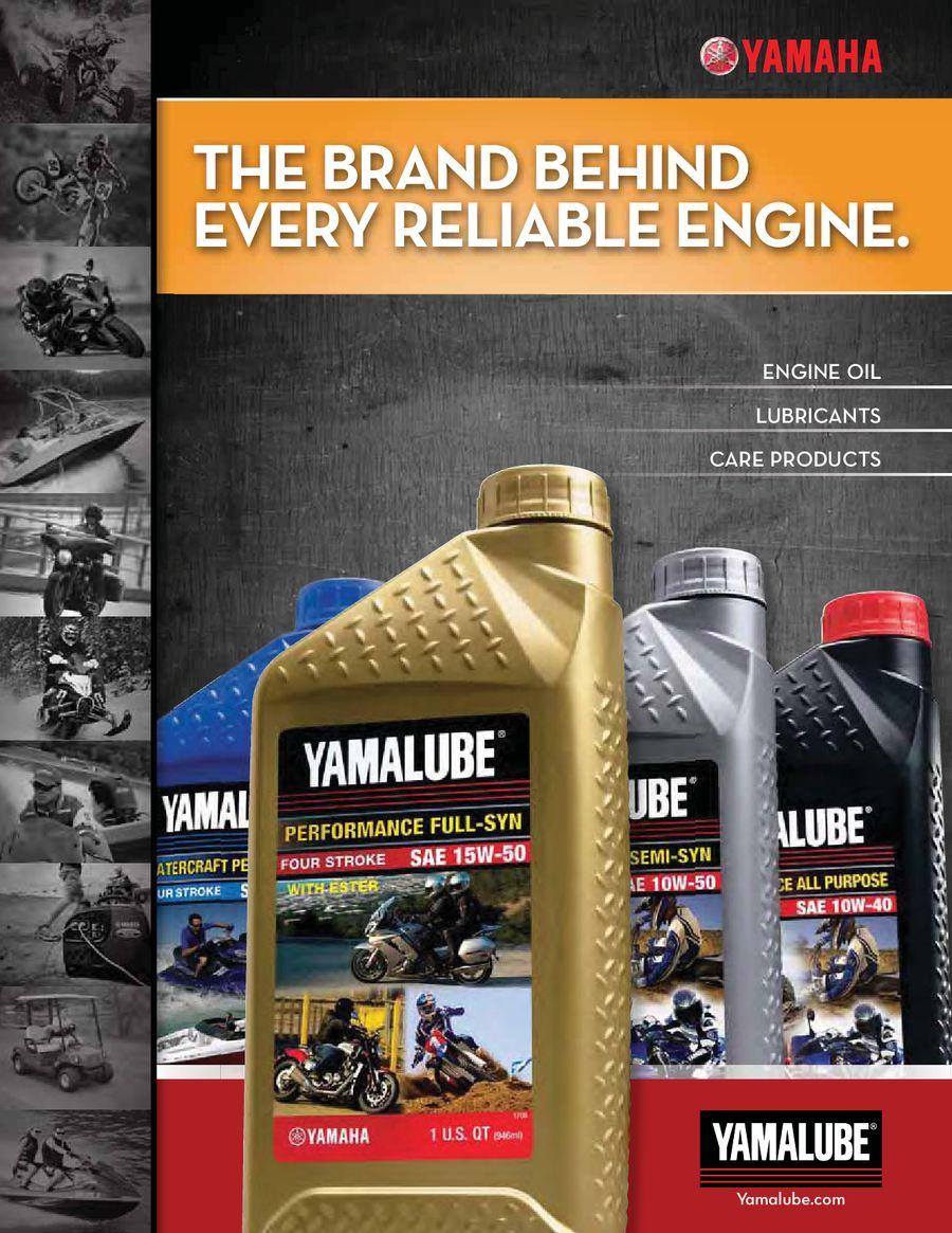 Yamalube By Yamaha Motor Usa Sport Oil