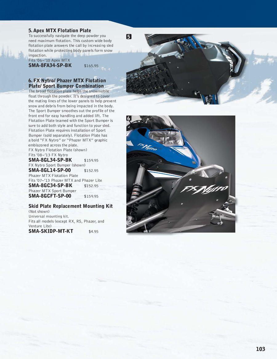Yamaha SMA-8FA34-MT-KT  Ultra Plate for  Yamaha RX-1//RX//RS