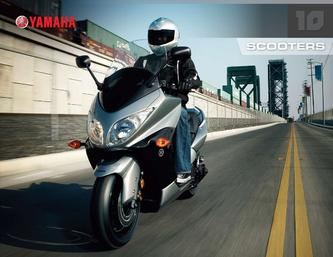 2010 Scooter Brochure
