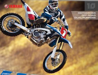 2010 MX, Off-Road & Dual-Purpose Motorcycles