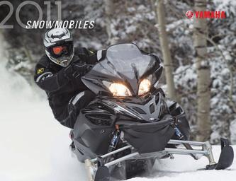 2011 Snowmobile Brochure