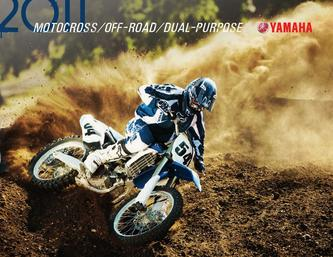 2011 MX,  Off-Road and Dual-Purpose Bikes