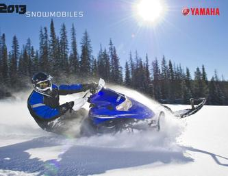 2013 Snowmobile Brochure