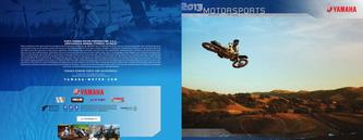 2013 Off-Road Motorcycle Brochure