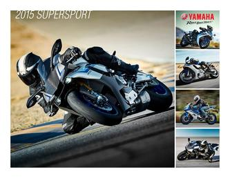 2015 Supersport Motorcycles